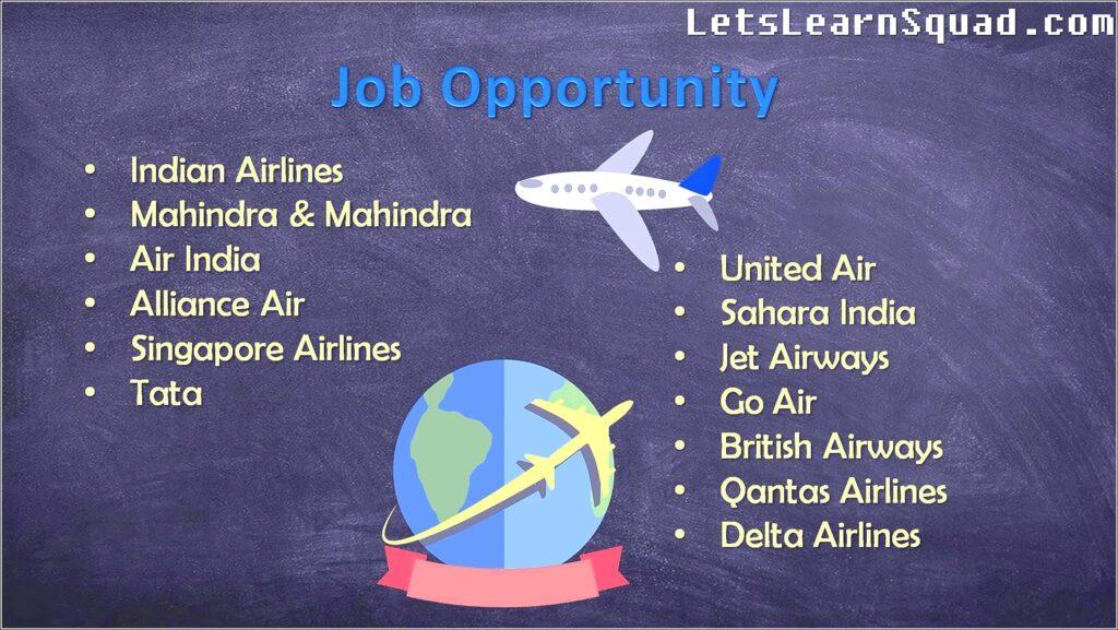 एयर होस्टेस का करियर - All About Air Hostess Career