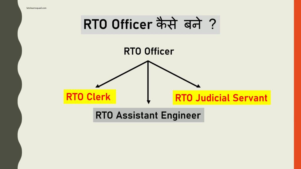 आरटीओ ऑफिसर कैसे बने?