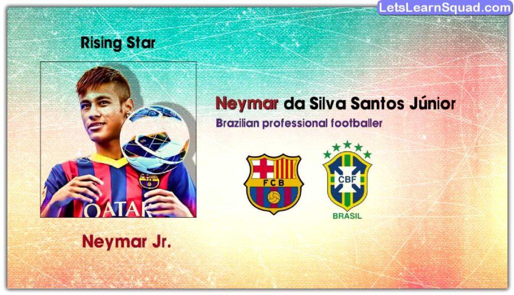 Neymar-Jr-Biography-In-Hindi
