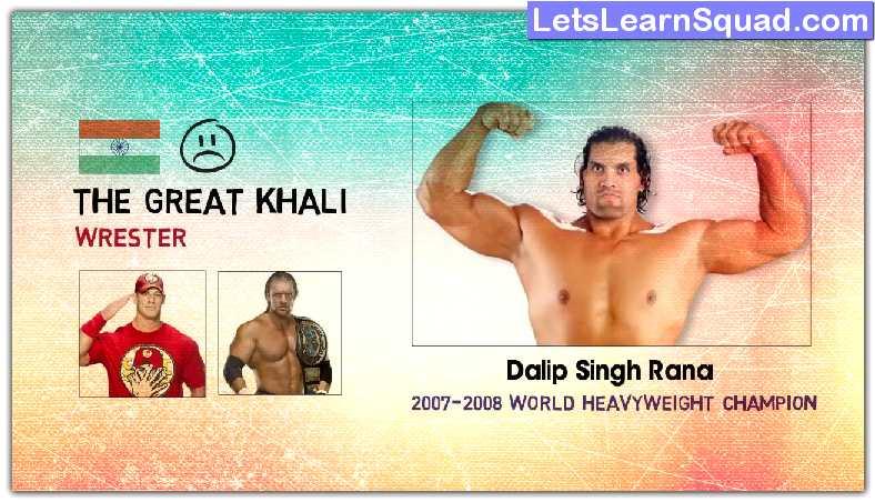 Khali-Biography-In-Hindi
