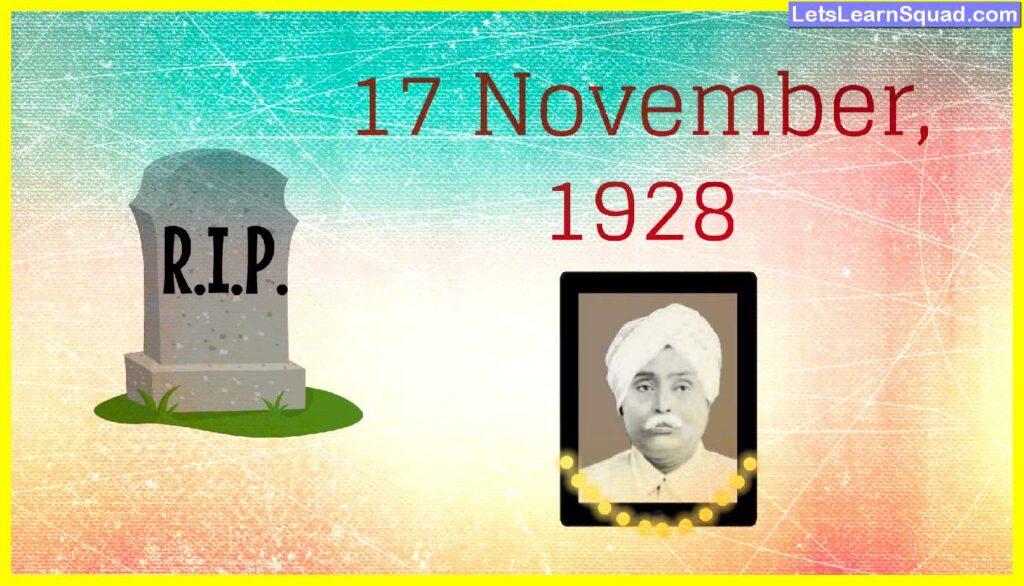 Lala-Lajpat-Rai-Biography-In-Hindi